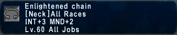 Enlightened Chain