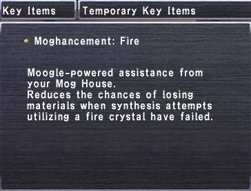 Moghancement: Fire
