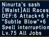Ninurta's Sash