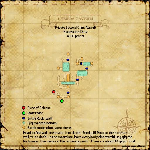 Assault Mission - Excavation Duty