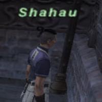Shahau