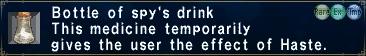Spy's Drink