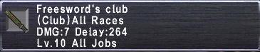 Freesword's Club