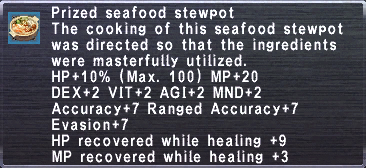 Prized Seafood Stewpot