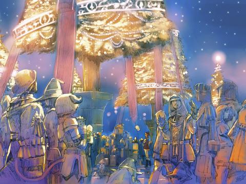 Illustration by Mitsuhiro Arita