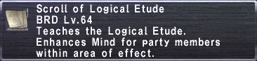 Logical Etude