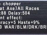 Rune Chopper