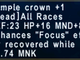 Temple Crown +1