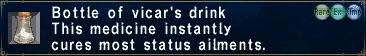 Vicar's Drink