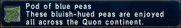 Blue Peas