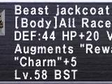 Beast Jackcoat