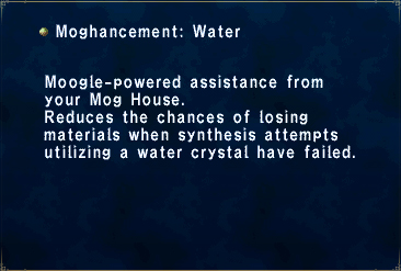 Moghancement: Water
