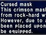 Cursed Mask