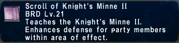 Knight's Minne II