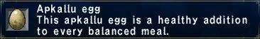 Apkallu Egg