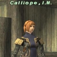 Calliope, I.M.
