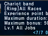 Chariot Band