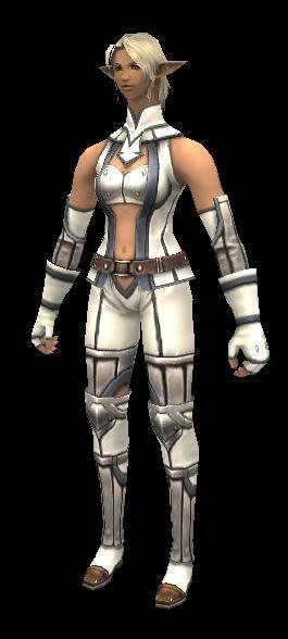 Magna Armor Set (Elvaan Female)