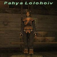 Pahya Lolohoiv