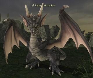 Flamedrake
