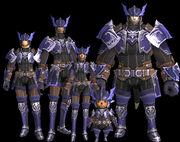 Wyrm Armor +1 Set