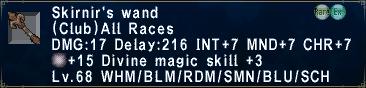 Skirnir's Wand