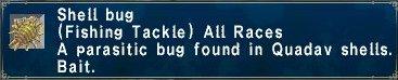 Shell Bug