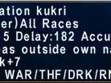 Federation Kukri