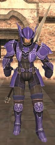 Drachen Armor +1 Set