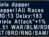 Triple Dagger