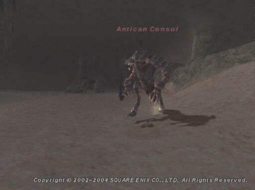 Antican Consul