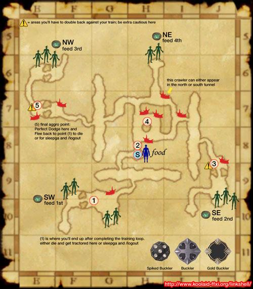 Assault Mission - Lebros Supplies