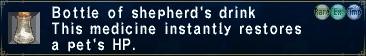 Shepherd's Drink