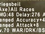 Kriegsbeil