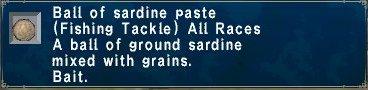 Sardine Ball