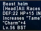 Beast Helm