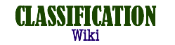 Classification of Organisms Wiki