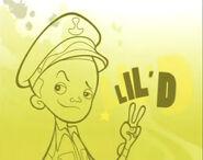 Meet Li'l D Card