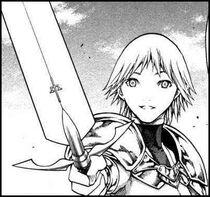 Hilda a spada tratta