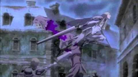 Claymore_Undine_and_Twin_Sword