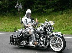 Phantom Motorcycle