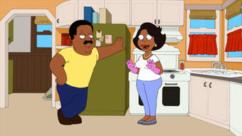 Sex And The Biddy The Cleveland Show Wiki Fandom