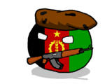 Democratic Republic of Afghanistanball
