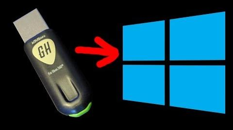 HOW TO USE XBOX 360 GHL DONGLE ON WINDOWS 10
