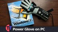 Nintendo Power Glove On Windows PC