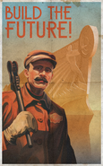 Build The Future! Poster