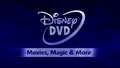 Disney DVD Pure Digital Magic (2005)