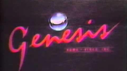 Genesis Home Video