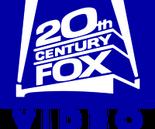20th Century Fox Video 1982 Blue