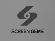 Screen gems 1965 bw